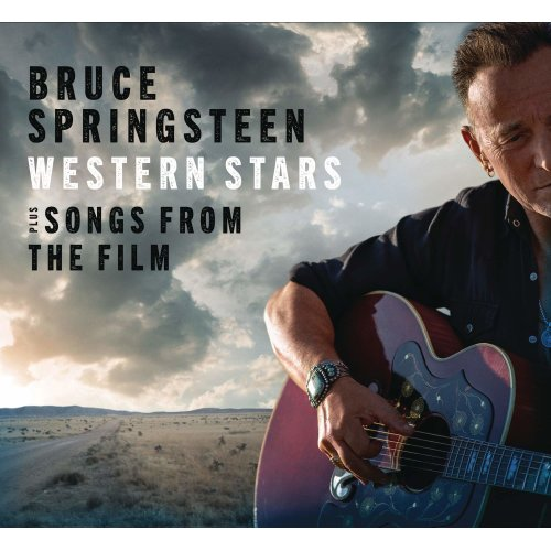 BRUCE SPRINGSTEEN - WESTERN STARS SONGS FROM THE FILM 2CD [CD]