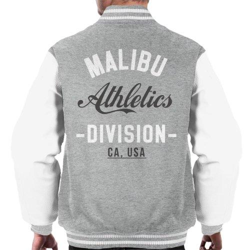 (X-Large) Malibu Athletics Division Men's Varsity Jacket