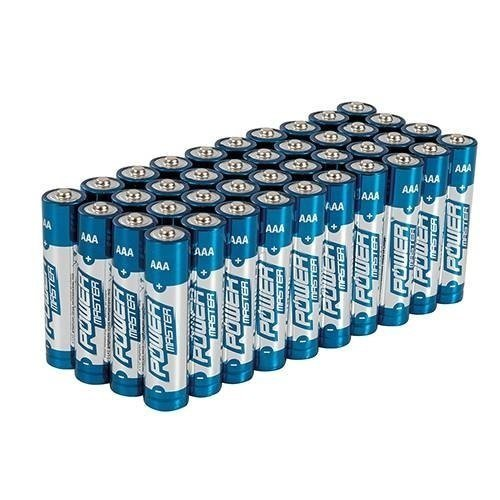 AAA Super Alkaline Battery LR03 40pk