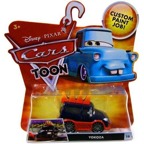 Cars Toons Yokoza #16 Vehicle