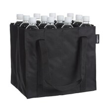 AmazonBasics Bottle bag - 12 compartments - Black