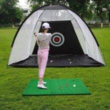 2M Foldable Golf Driving Range Practice Net