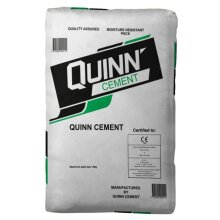 Quinn Cement Ordinary Portland Cement Grey - 25kg
