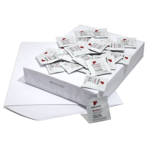 (20 Large papers + 20 Inkless wipes) 20 x Inkless Wipe Hand & Foot Print Kits Wholesale, Resale, Jewellery Makers