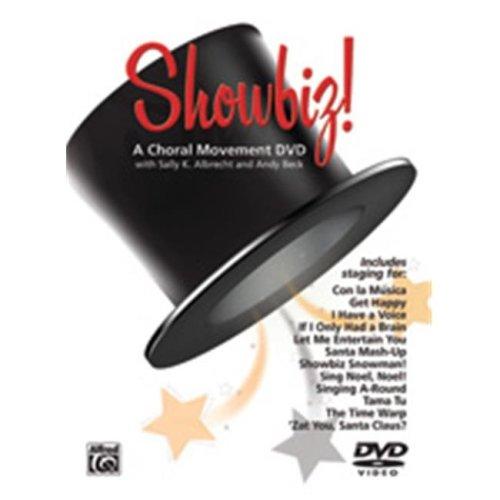 Alfred 00-35858 SHOWBIZ-DVD