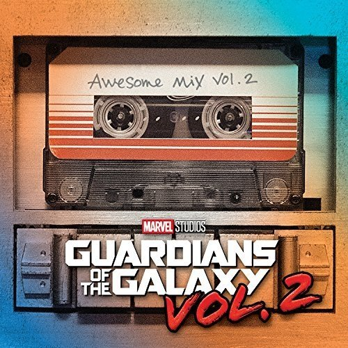 Guardians Of The Galaxy, Vol. 2: Awesome Mix Vol. 2 [CD]