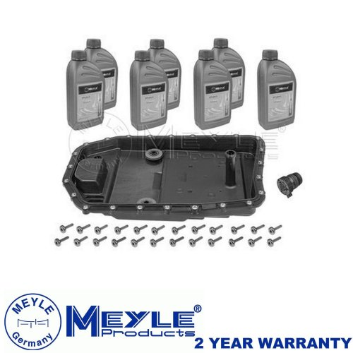 FOR BMW AUTOMATIC GEARBOX TRANSMISSION PAN SUMP FILTER MECHATRONIC SLEEVE KIT