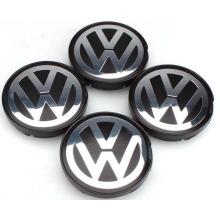 Modifix - 4x VW Alloy Wheel Centre Cap Caps 55mm VW Golf GTI Scirocco 6N0601171