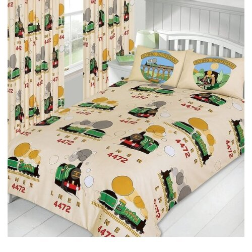 Little Flying Scotsman, Train Bed Sets