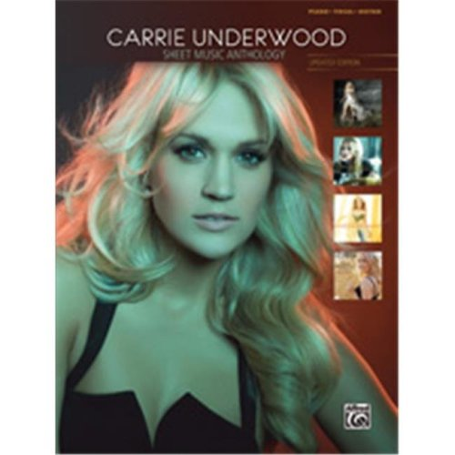 Alfred 00-41032 CARRIE UNDERWOOD ANTH - PVG UPDATED