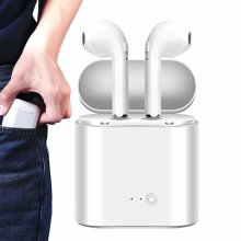 I7s TWS Wireless Bluetooth Headphones In-Ear Headset with Charging