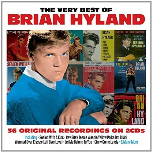 Brian Hyland - the Very Best of Brian Hyland [double Cd]