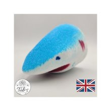 Shark Bath Bomb, Shark attack, gift, fathers day, kids tub's