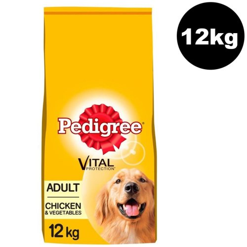 PEDIGREE Dog Complete Dry with Chicken and Vegetables 12kg