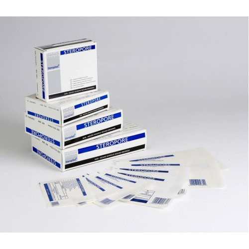 Steropore Wound Dressing 9cm x 10cm Pack of 25