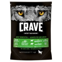 Adult Lamb and Beef Dry Dog Food Protein Rich Adult Dogs Natural Nutrition