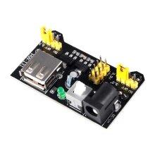 4 Pcs MB102 Breadboard Module Adapter Shield 3.3V/5V for Arduino Board
