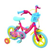 Peppa Pig My First 12 Inch Kids Children Girls Training Bike Ride-On Toy Bicycle