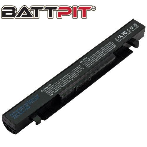 BattPit Battery for Asus A41-X550A A41-X550 X550C X550CA X550L X552C X552CL X552E A550L F550V F552C P550C P550L R409L R510C R510CC [4-Cell/32Wh]