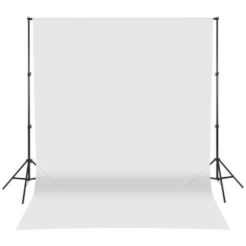 Professional Photography White Screen Studio Background Set