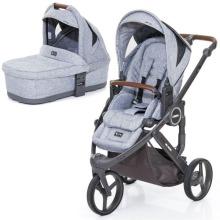ABC Design Cobra Plus Pushchair and Carrycot - Graphite Grey