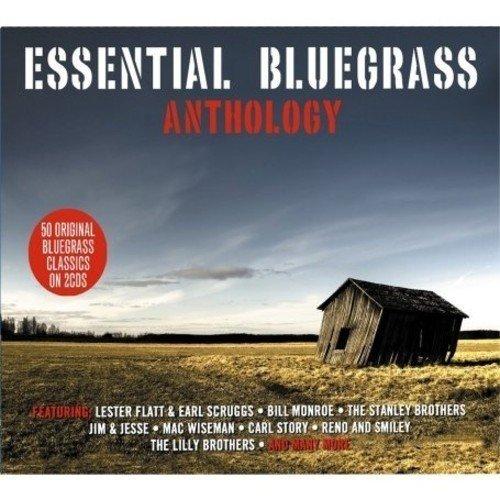Essential Bluegrass Anthology [CD]