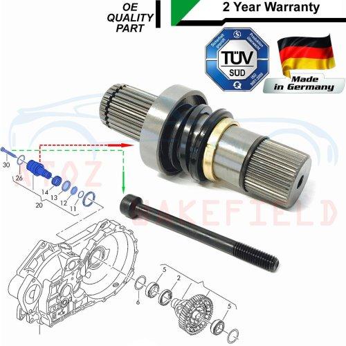 Transmission & Drivetrain Vehicle Parts & Accessories VW ...