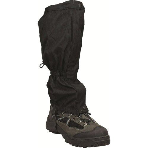 Highlander Walking Gaiters - Black