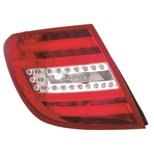 Mercedes C Class W204 Estate 2011-/> Rear Tail Light Led Type Drivers Side O//S