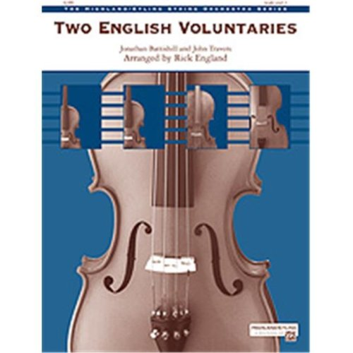 Alfred 00-33758 TWO ENGLISH VOLUNTARIES-HSO SET4D