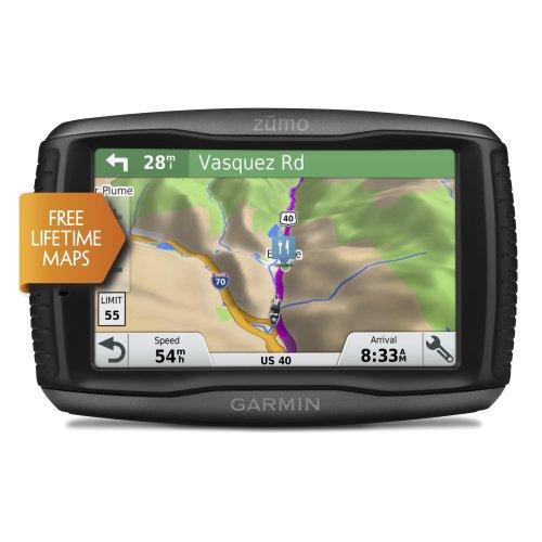 Garmin Zumo 595LM Motorcycle GPS SatNav│UK Europe Lifetime Map Updates