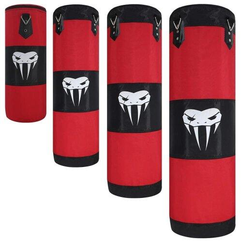 SOTF Boxing Sand Bag Empty Punching Taekwondo Kickboxing Equipment Martial Arts Hanging