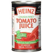 HEINZ TOMATO JUICE CANS - 2 Unit(s)----Each  Unit Is 24 X(156ML)