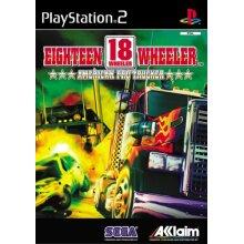 18 Wheeler (PS2) - Used
