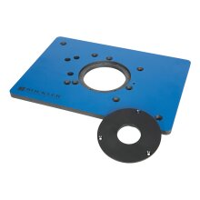 """Phenolic Router Plate for Triton Routers 8-1/4 x 11-3/4"""""""
