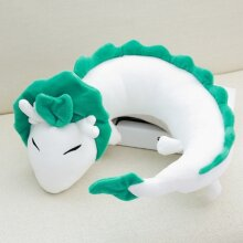 Creative Cute Little Dragon U Shaped Plush Pillow Doll Neck Soothing Kids Toys Birthday ï¼28*26cmï¼