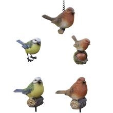 Realistic Bird Resin Outdoor Garden Pond Ornament Decoration