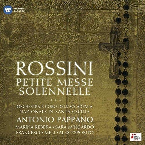Antonio Pappano - Rossini: Petite Messe Solennel [CD]