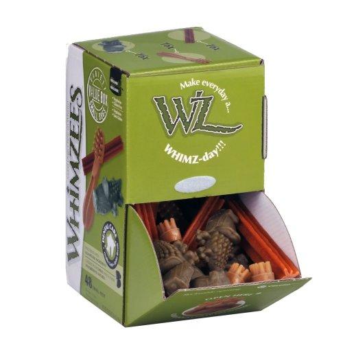 Kennelpak Whimzees Variety Treat Box (48 Pieces)
