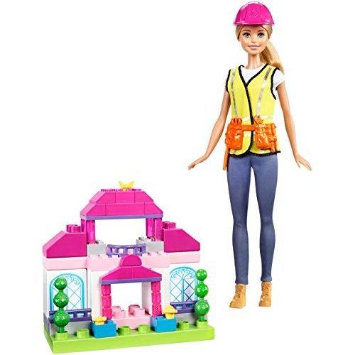 Barbie Builder Doll & Playset, Blonde