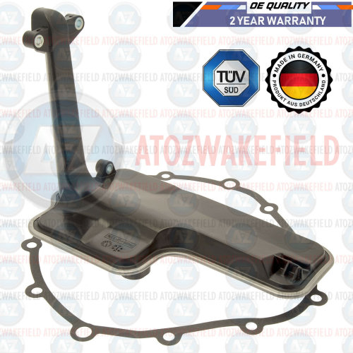 for AUDI A4 A5 A6 A7 AUTOMATIC TRANSMISSION GEARBOX SUMP FILTER & SEAL 0AW CVT