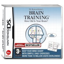 Dr Kawashima's Brain Training (Nintendo DS)