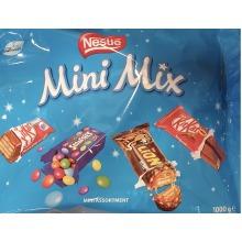 nestle mini mix 62 bars kit kat, smarties, lion, chunky minis