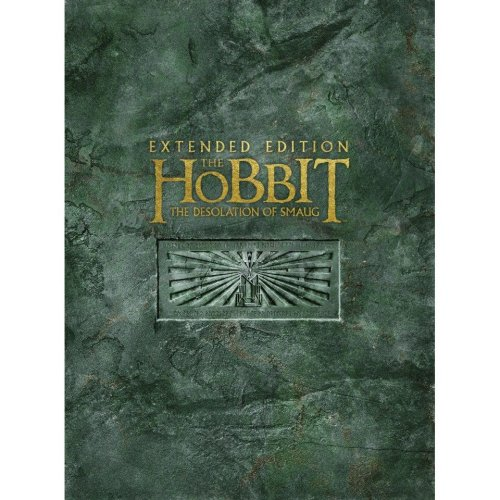 The Hobbit - The Desolation Of Smaug - Extended Edition DVD [2014]