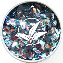 EcoStardust Silver Lunar Biodegradable Glitter SHINE
