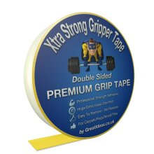 Double Sided Adhesive Tape Carpet Rug Extra Strong Heavy Duty Self
