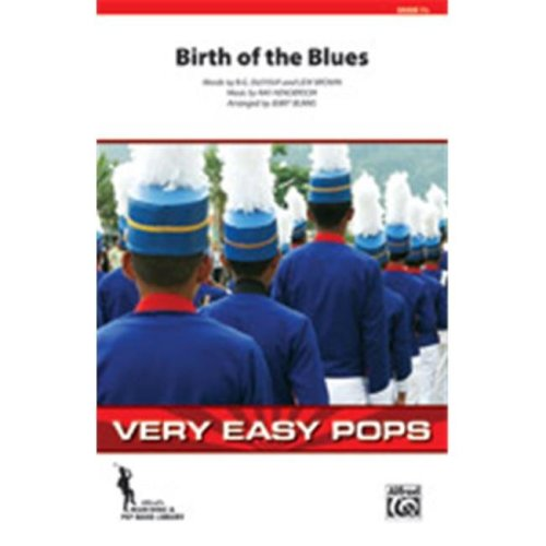 Alfred 00-38525 BIRTH OF THE BLUES-VEP
