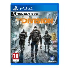 Tom Clancys The Division PS4 Game - Used