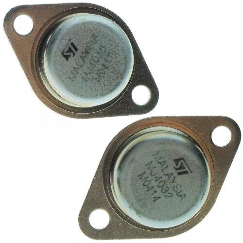 MJ4032 Transistor PNP 100V 16A 150W TO3  MJ 4032
