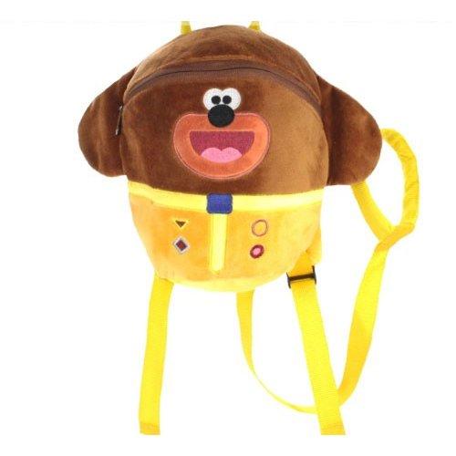 Hey Duggee Lance Reins School Bag Rucksack Backpack